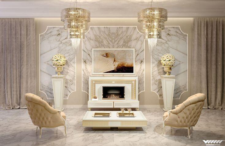 art deco furniture for living room vismara design decoration pinterest. Black Bedroom Furniture Sets. Home Design Ideas