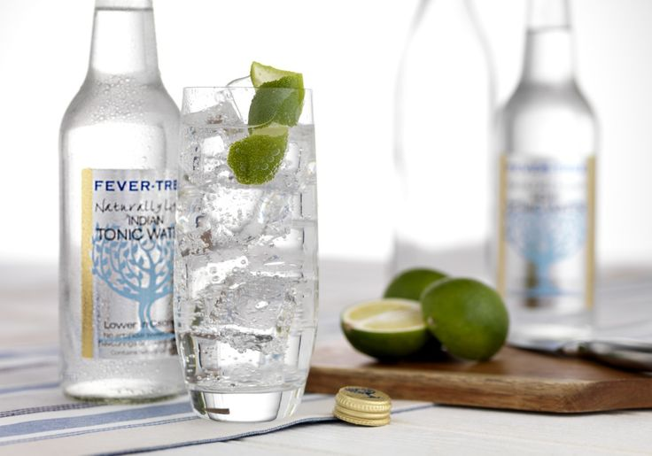 How many calories are there in a gin and tonic?