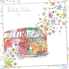 £1.75 Camper Van Birthday. Presentationsuk, Phoenix Cards, Stationery, Wrap & Ribbon. Sales enables Jackie to raise Funds and Awareness for B12d and Thyroid Charities. Click link for details https://www.phoenix-trading.co.uk/web/jackievernon/area/about-me/?bid=93aae96cbcc8562bf09123604080d032704456a3 Phoenix Cards & Stationery Phoenix Independent Trader