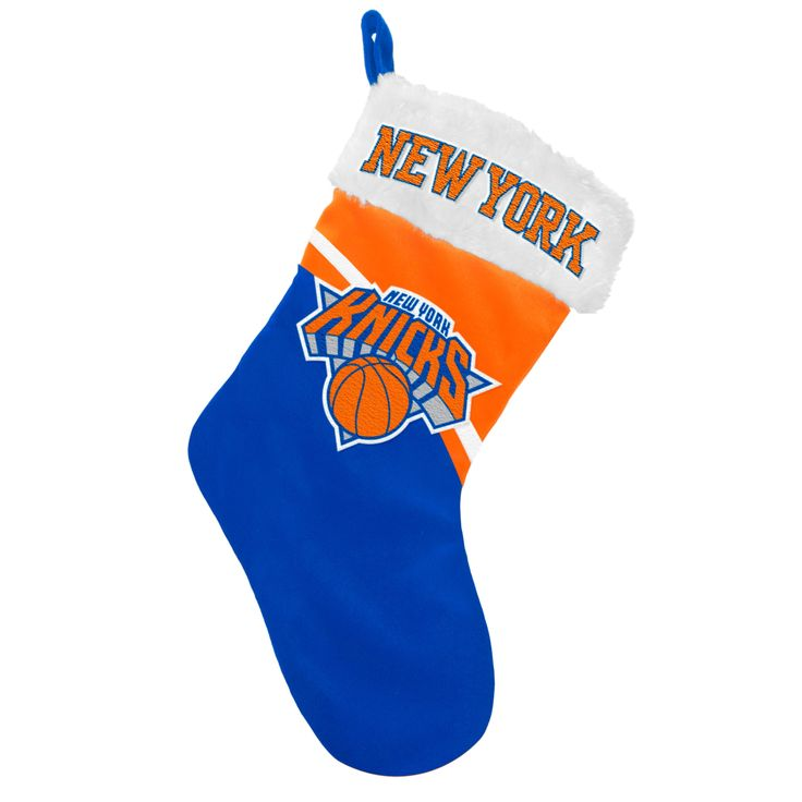 Forever Collectibles NBA New York Knicks Swoop Logo Stocking