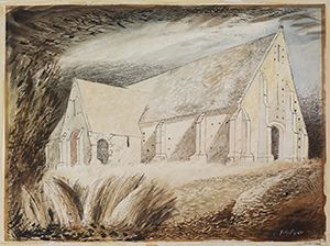 John Piper, The Tithe Barn