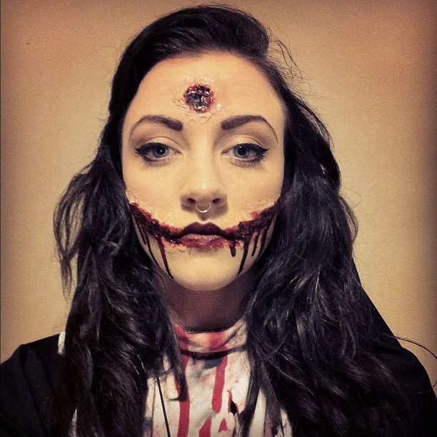 10 best Burns images on Pinterest | Fx makeup, Halloween makeup ...