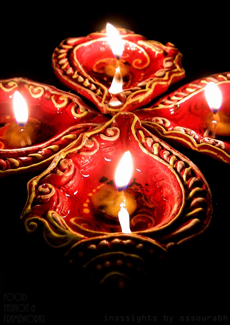 Happy Diwali! Light the lights :)