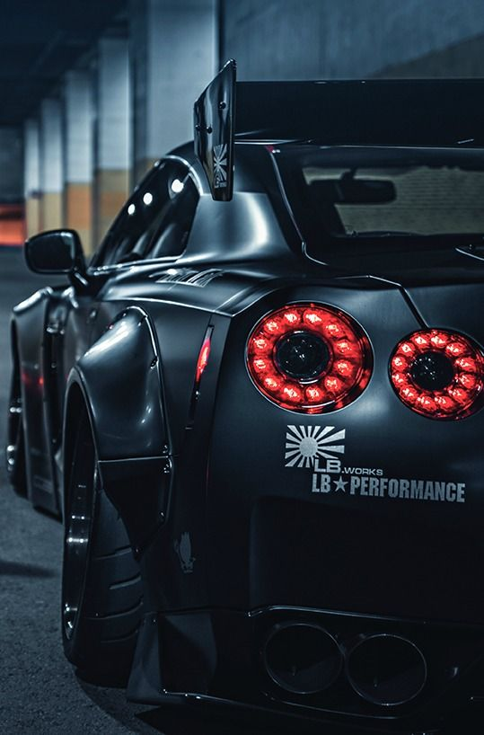 Exclusive Pleasure — dreamer-garage:Nissan R35 GT-R LibertyWalk (via)