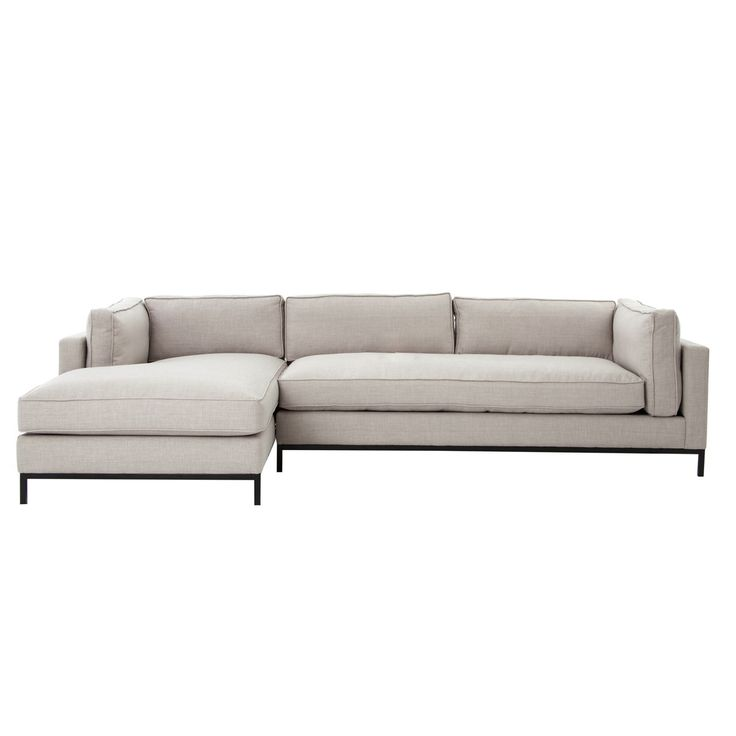 sectional sofa | modern luxury sofas | neutral living room furniture |