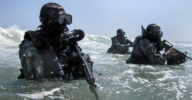 Special Forces Navy Seals