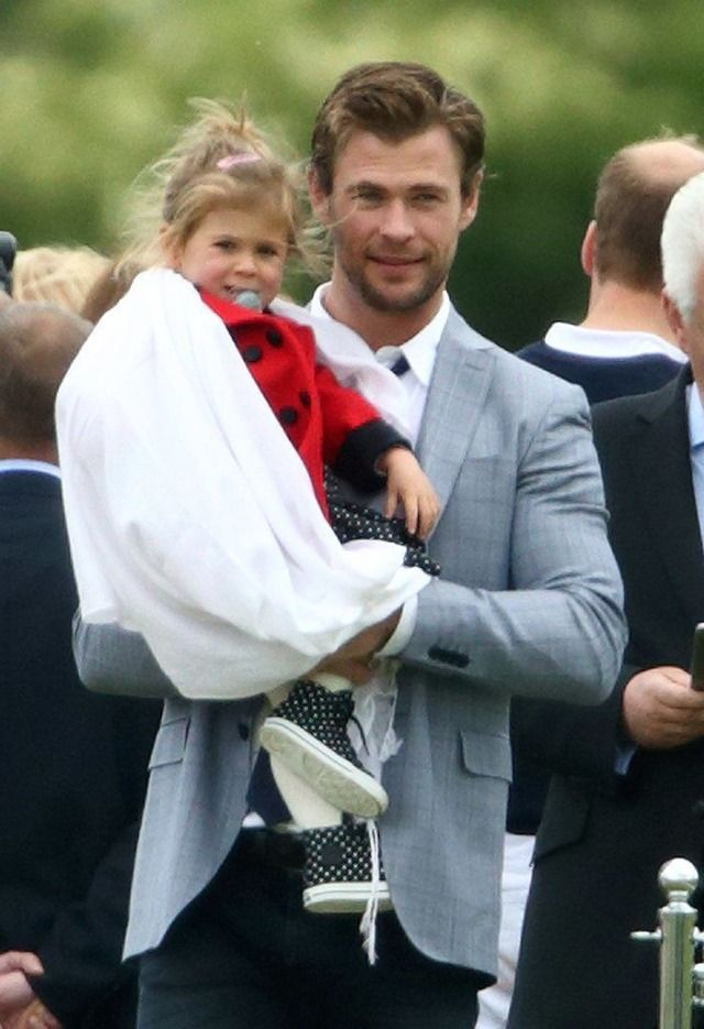 Chris Hemsworth has shared some ridiculously cute moments with his kids over the past few years.