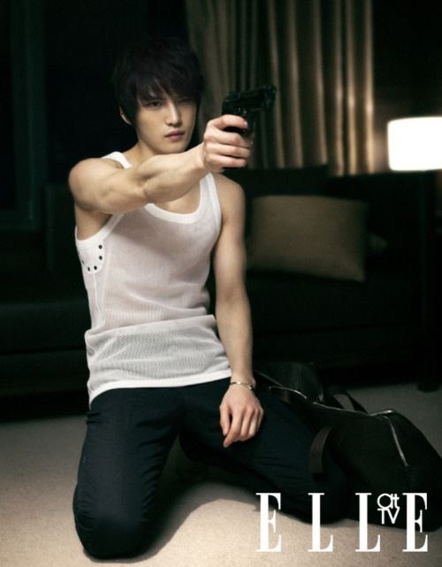 Badass Jae!! <3 <3 <3 I need a man like this in my life sometimes hahaha.