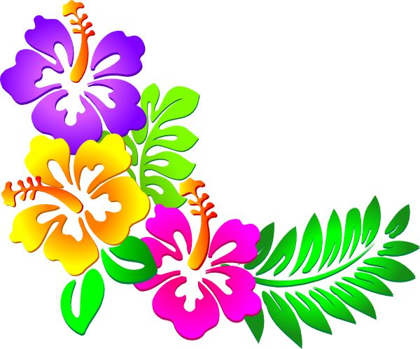 Tropical Plant Clip Art