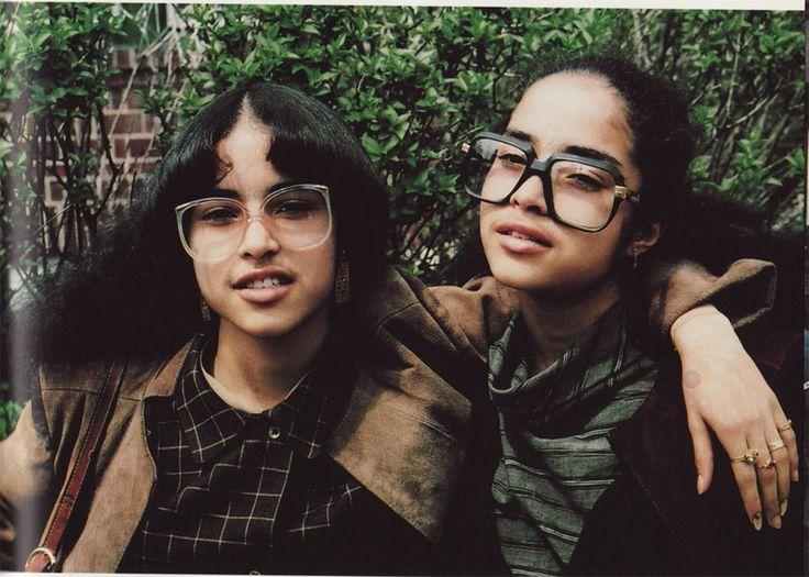 Fly Girls / East Flatbush, 1980 by Jamel Shabazz.