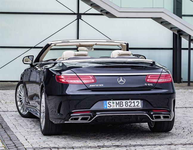 Mercedes-Benz S65 AMG oferece 630 CV de potência | WEB LUXO