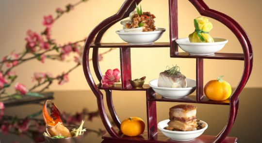 Indulge in a delicious spread of local and international delights at Pan Pacific…