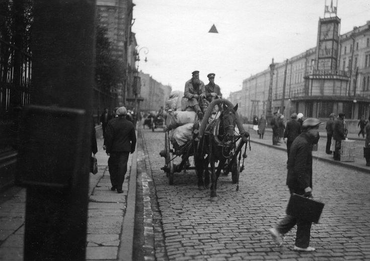 1922 - 1991: СССР в фото - 1935. Eirik Sundvor в Советском Союзе
