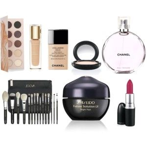 """WANT! Beauty"" by peackapples on Polyvore"
