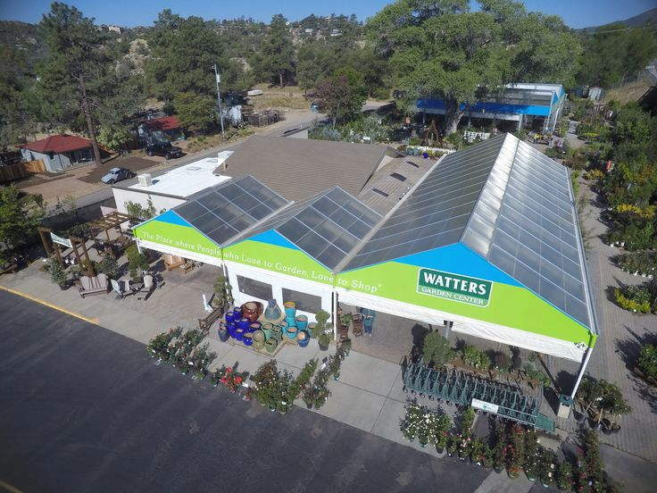 Watters Drone shop of garden center