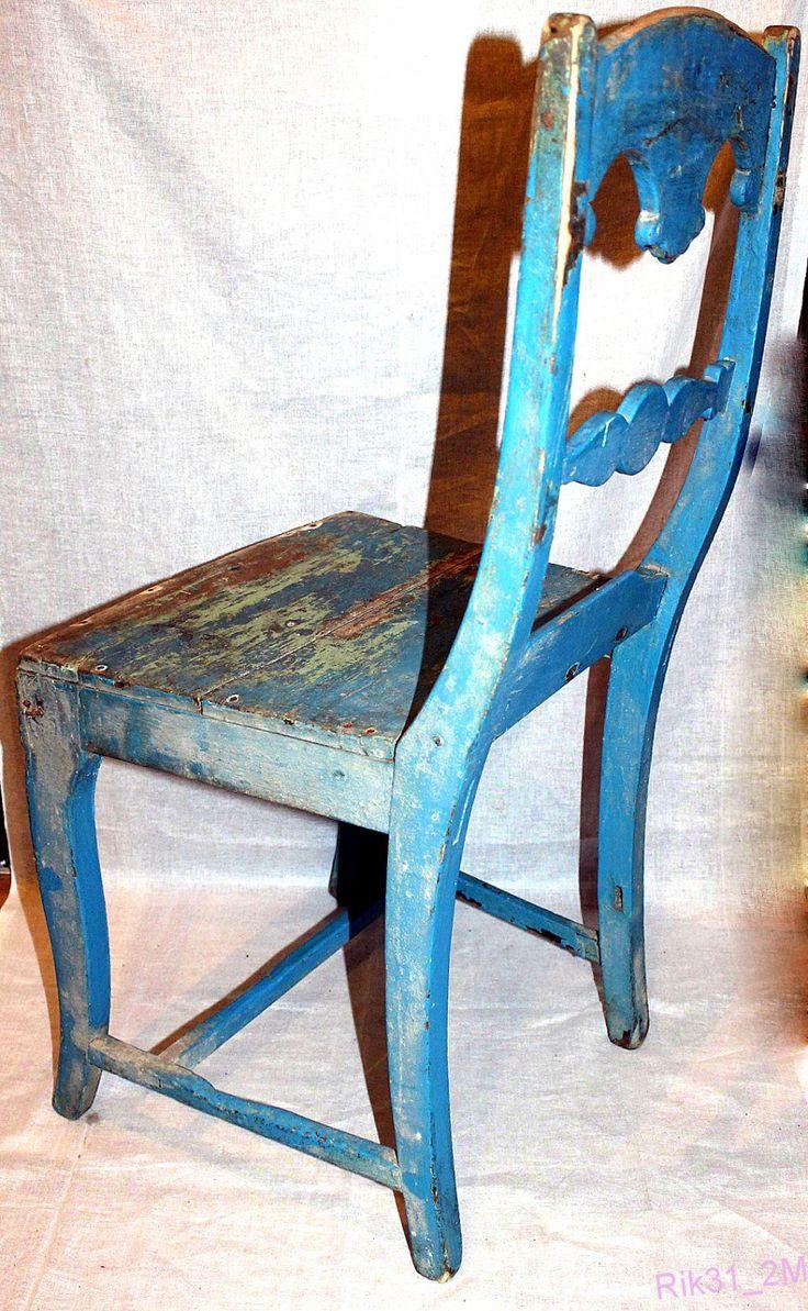 Деревенский стул