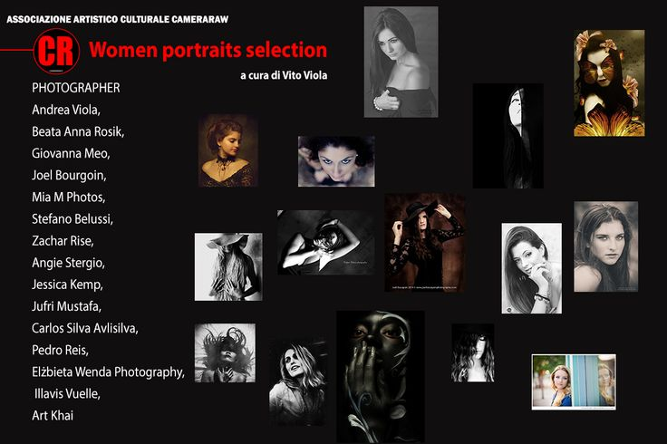 cover women portraits