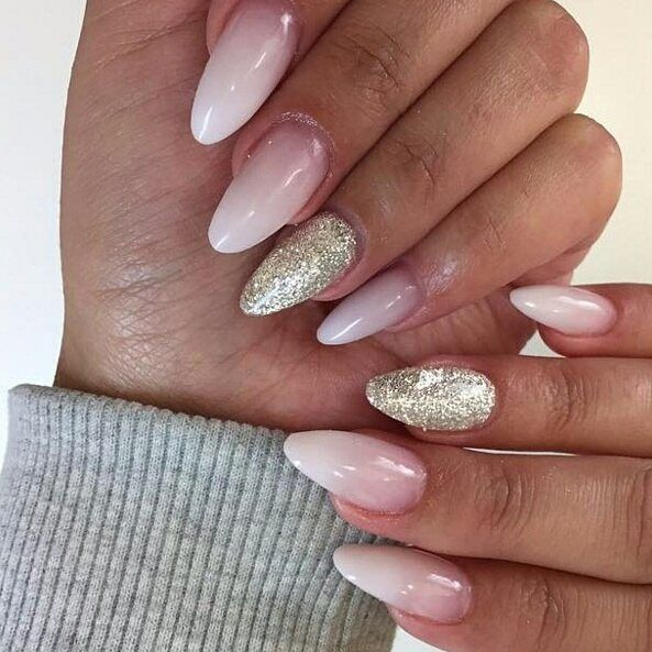 Now that is some #nailinspo  #HeartShopping #Walton #WaltonOnThames #Weybridge #Hersham #London #manicure #manipedi #nailart #featurenail #onpoint #onfleek #pink #glitter #nails #stiletto #stilettonails #gold #ootd #ootn #fashionblogger #flatlay #perfect #love #cute by theheartshopping