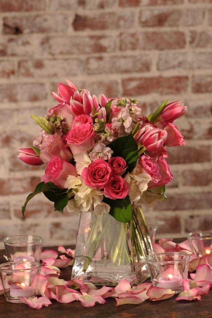 1000 ideas about arreglos florales para mesas on - Decoracion bodas baratas ...