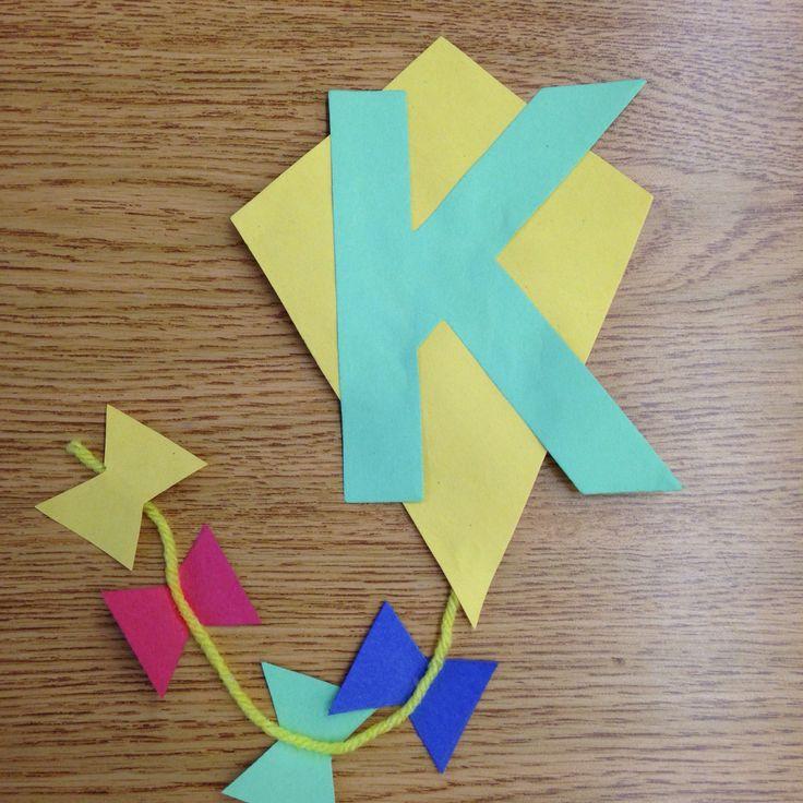17 best images about letter k on pinterest kittens for Letter k crafts for toddlers