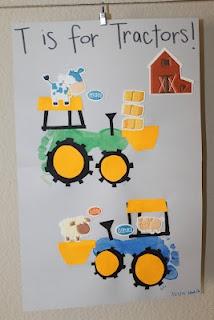 footprint tractors
