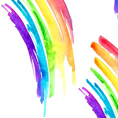 rainbow large by erinanne