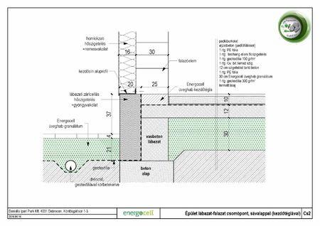 Felhasználási csomópont rajzok :: Energocell
