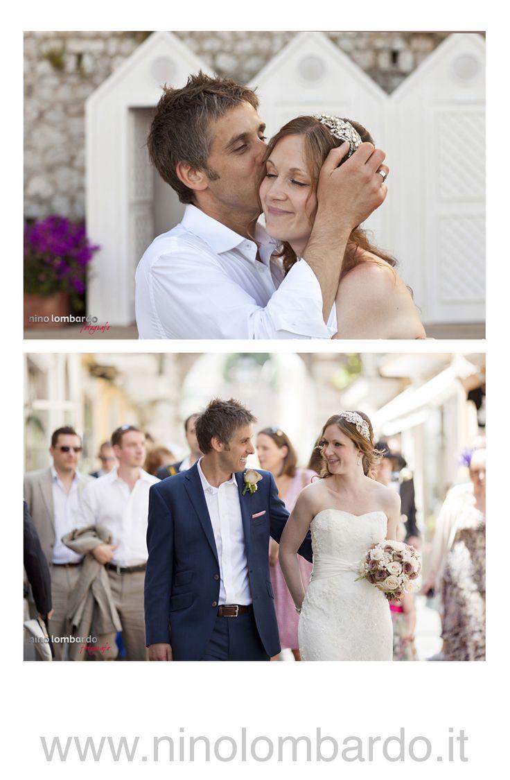 Taormina, Sicily •Just Married • The Best Location • The beautiful shooting • Wedding Reportage • © www.ninolombardo.it