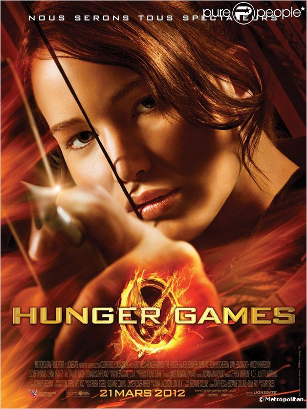 Hunger Games... Over