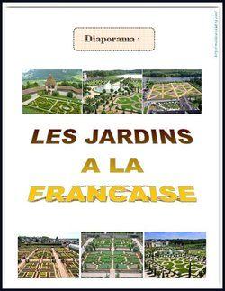 Arts Visuels: les jardins à la Française