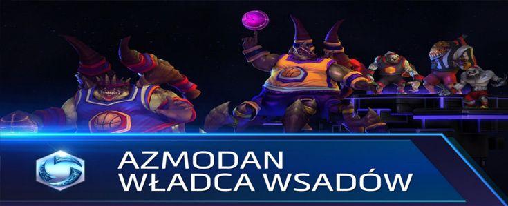 Blizzard informuje że już 12 kwietnia na życzenie graczy do gry zostanie dodana legendarna skórka Azmodan Władca Wsadów, wraz z nowymi animacjami, dubbingiem, unikalnymi efektami umiejętności oraz zupełnie nowym wierzchowcem.