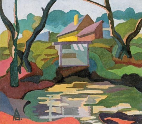 Vízparti ház: 48. aukció () 11.tétel