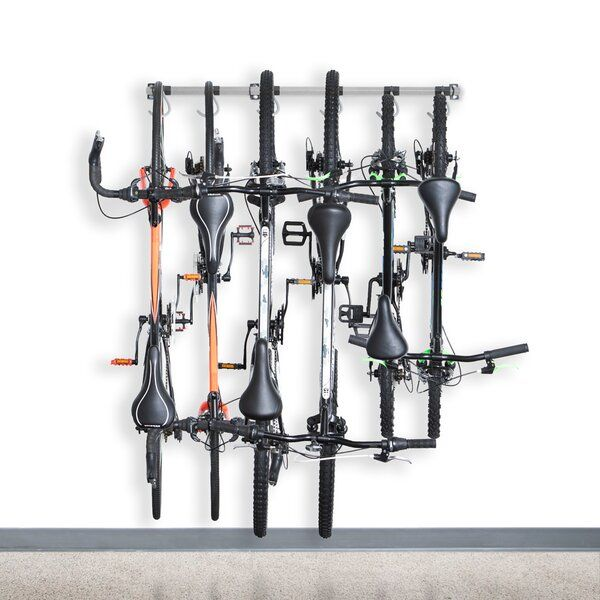 Perfect Garage Organization With The Help Of Monkey Bar Storage System Products Monkeybars Garage Storage Monkey Bar Storage Garage Organization