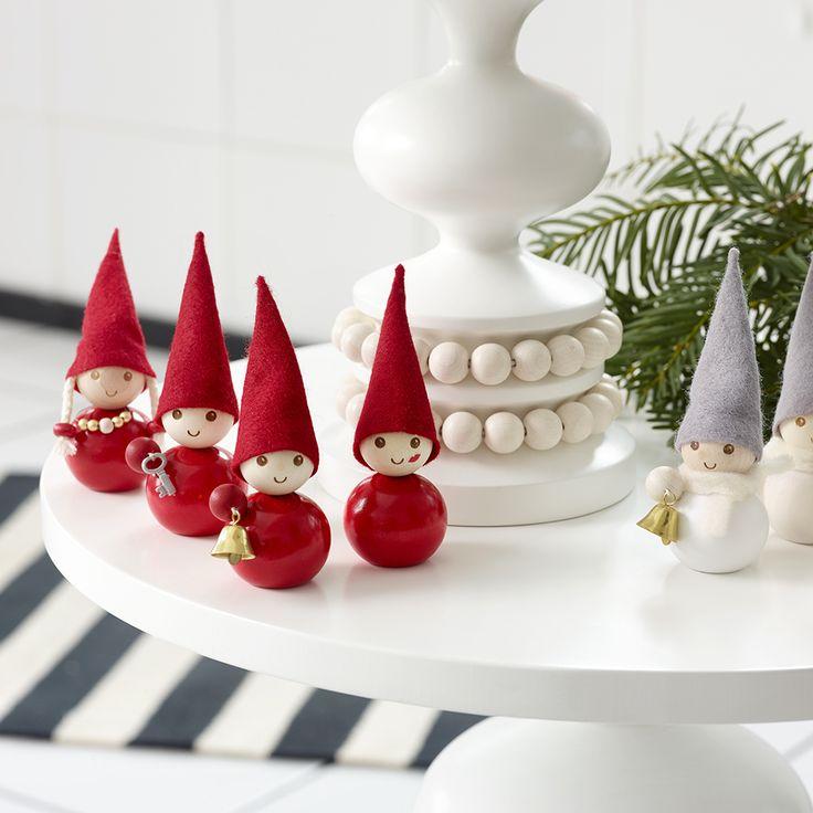 Aarikka - Christmas : Suukkotonttu