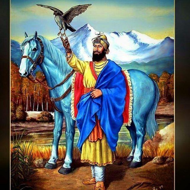 waheguru sache patshah .chardi kla ch rakhi sabh nu