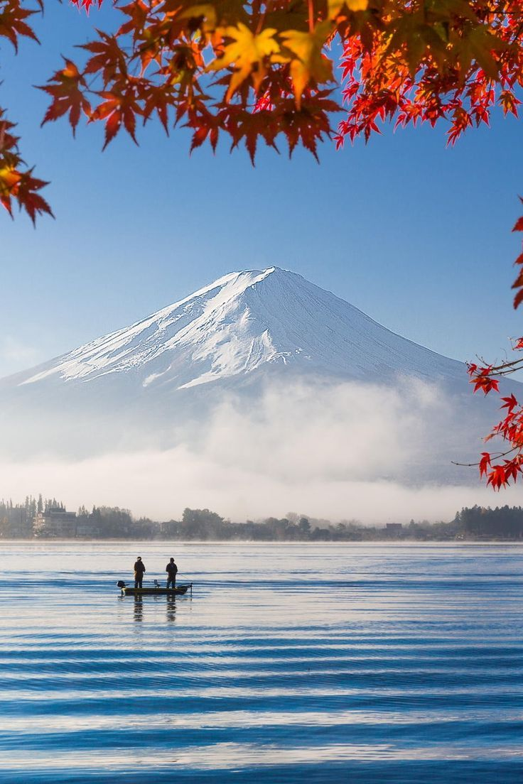Bucket List: Mt. Fuji, Japan... another country I've wanted to visit for years... I stopped over on my way to England in 1995, but didn't see anything but the airport & hotel in Osaka... I want to visit the beautiful, unique places which Japan has to offer ~M x
