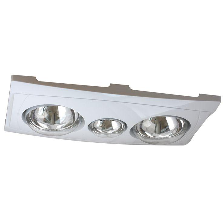 manrose exhaust fan u0026 heat light