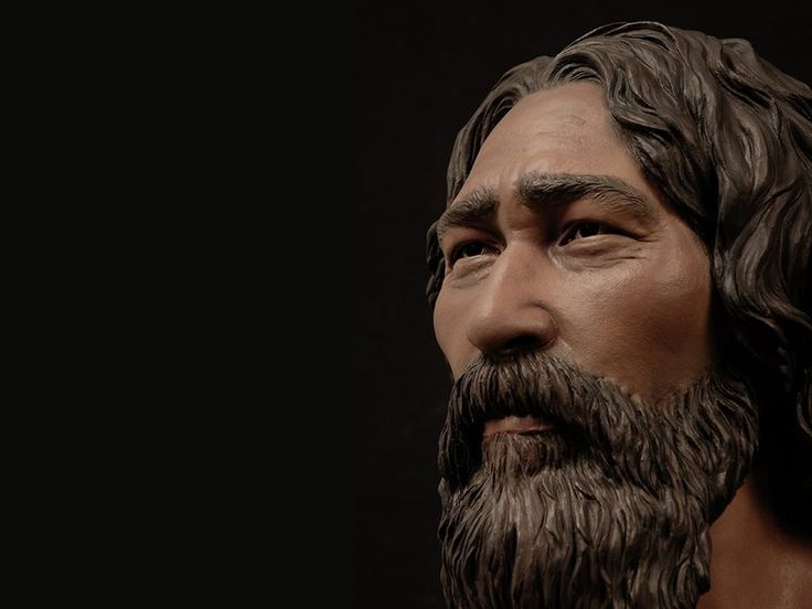 A scientist @NMNH reveals the secrets of the Kennewick Man #sikennewick
