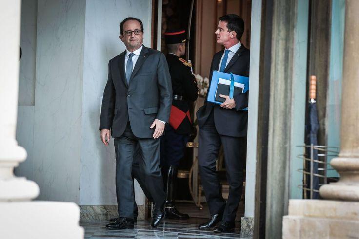 Gouvernement : le jour où Hollande a failli exfiltrer Valls