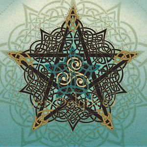 Celtic Art Studio - art, myth and symbol - Jen Delyth Art Gallery and Celtic Gift Store