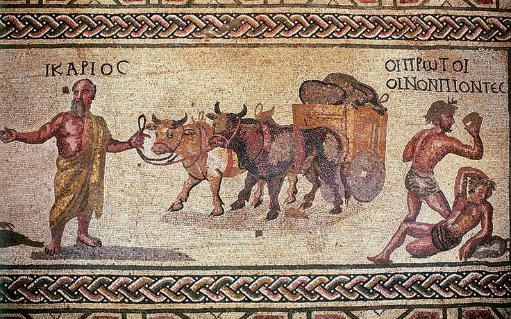 History of Wine: The Mists of Time - Greece Is