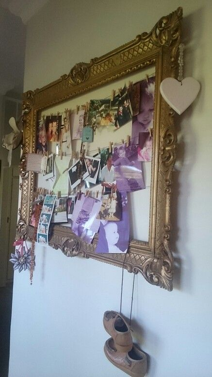 Memory frame