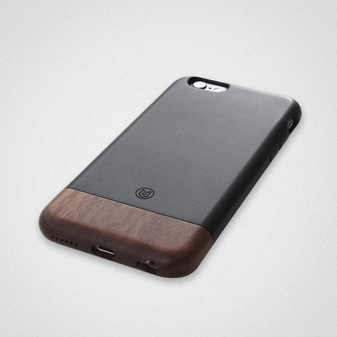 Convoy iPhone 6 Case in Walnut