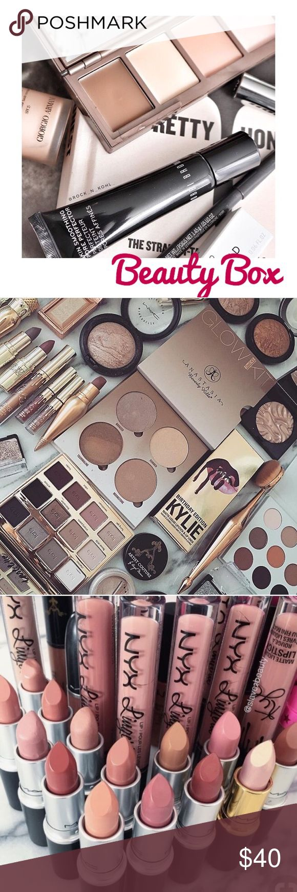 Beauty Sample and Full Size Box/Bundle! This listing is