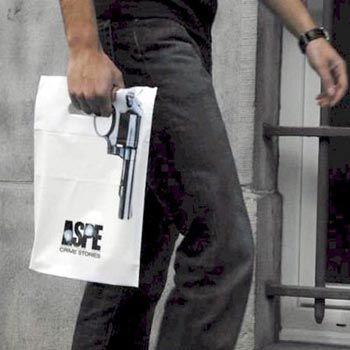 Shopping Gun-Bag illusion...