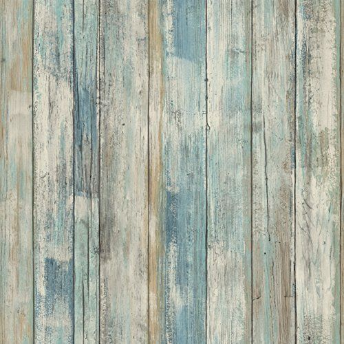 Rustic Wood Plank Texture Peel Stick Wallpaper Wall Decor Removable 28.18 Sq Ft  | eBay