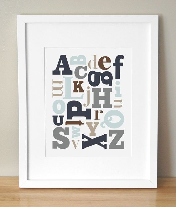 alphabet soup by sugarfresh on etsy