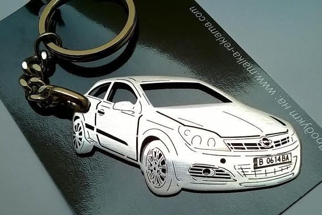 Opel Astra GTC 2005 Personalized Key Chain, Opel Astra keychain, Opel Astra GTC, Stainless Steel Keyring, Key Chain for Opel Astra, keychain by TAGSandKEYCHAINS on Etsy