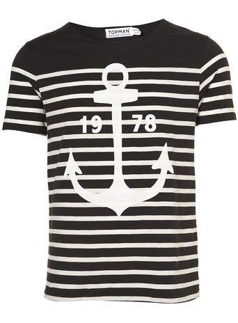 Nautical themed shirt. love it