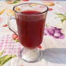 Ponche - Chilean Cranberry Punch Recipe